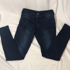 Decree Dark Wash Skinny Jeans